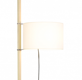 TMM Beech FLOOR LAMP BY MIGUEL MILÀ