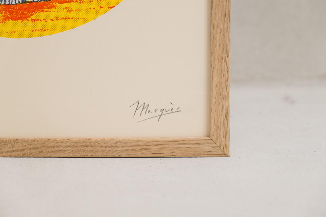 Risography CASABLANCA by El Marquès