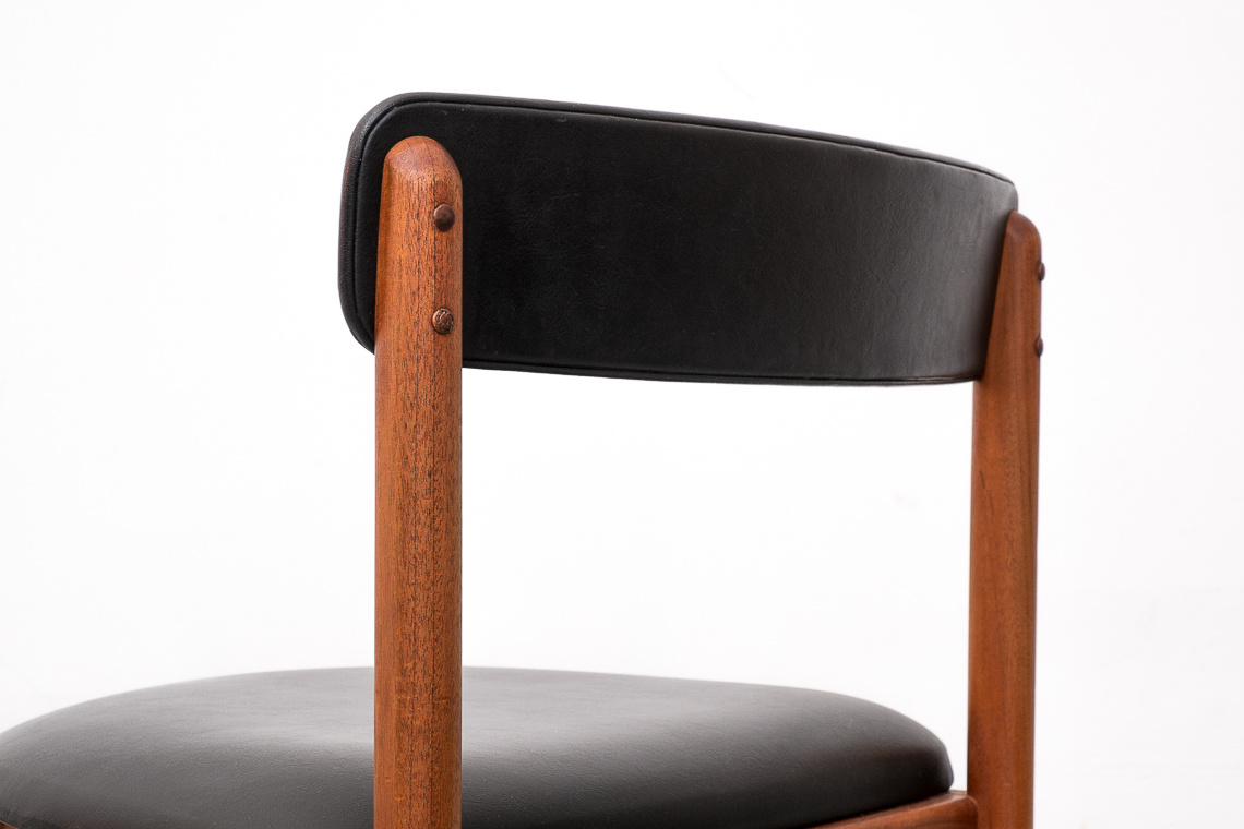 SET OF 4 DINING CHAIRS Nº4103 BY MCINTOSH
