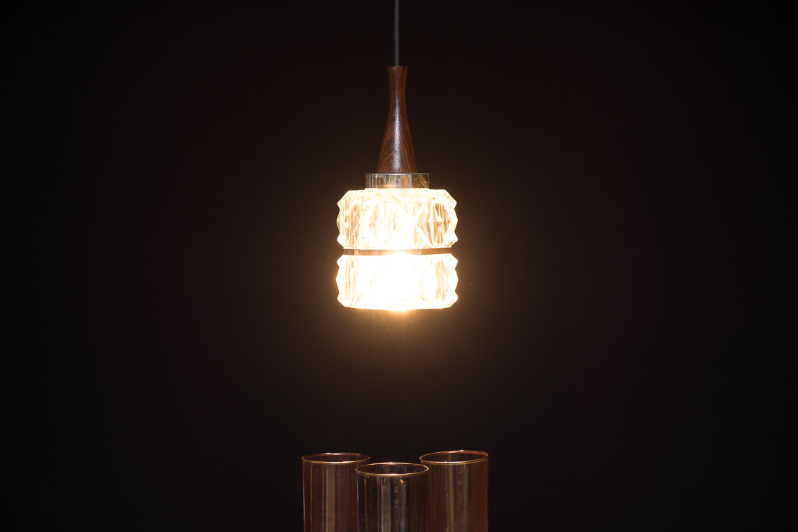 hanging lamp by BESIGHEIMER LEUCHTEN W. GERMANY