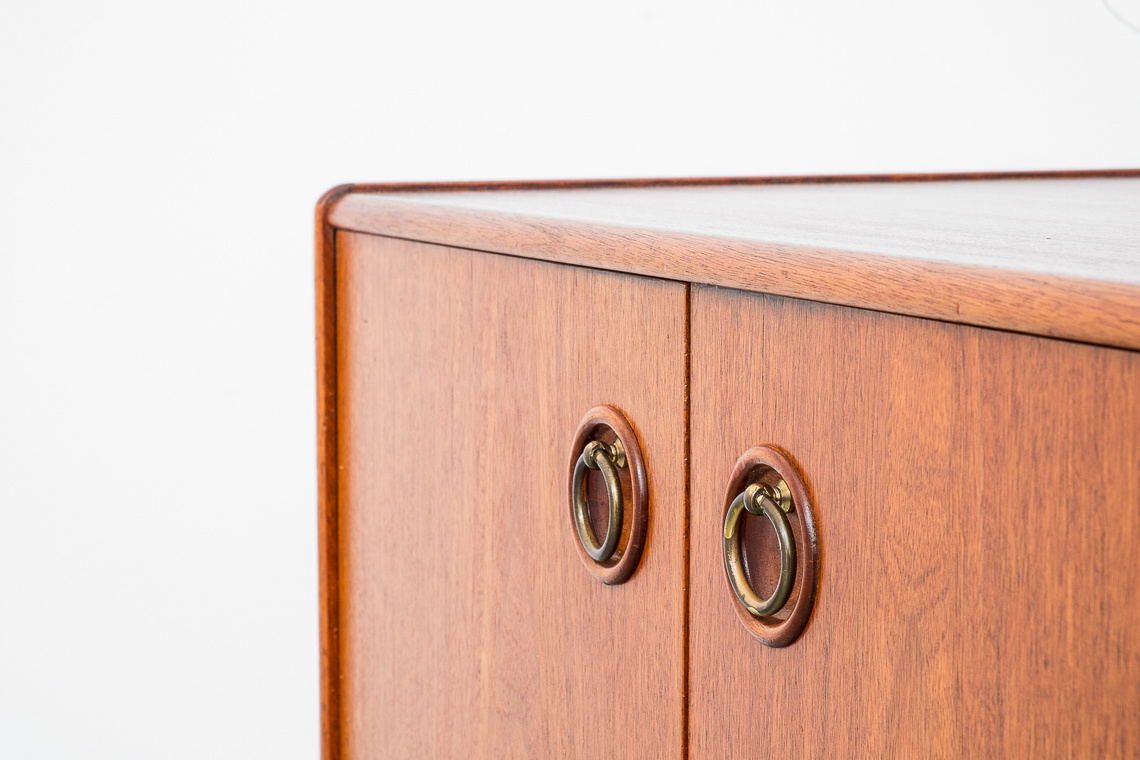 Mid-Century Teak Sideboard by A. H. McIntosh Scotland