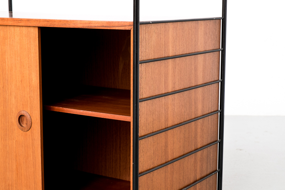 Modular Shelving Unit from WHB, 1970s