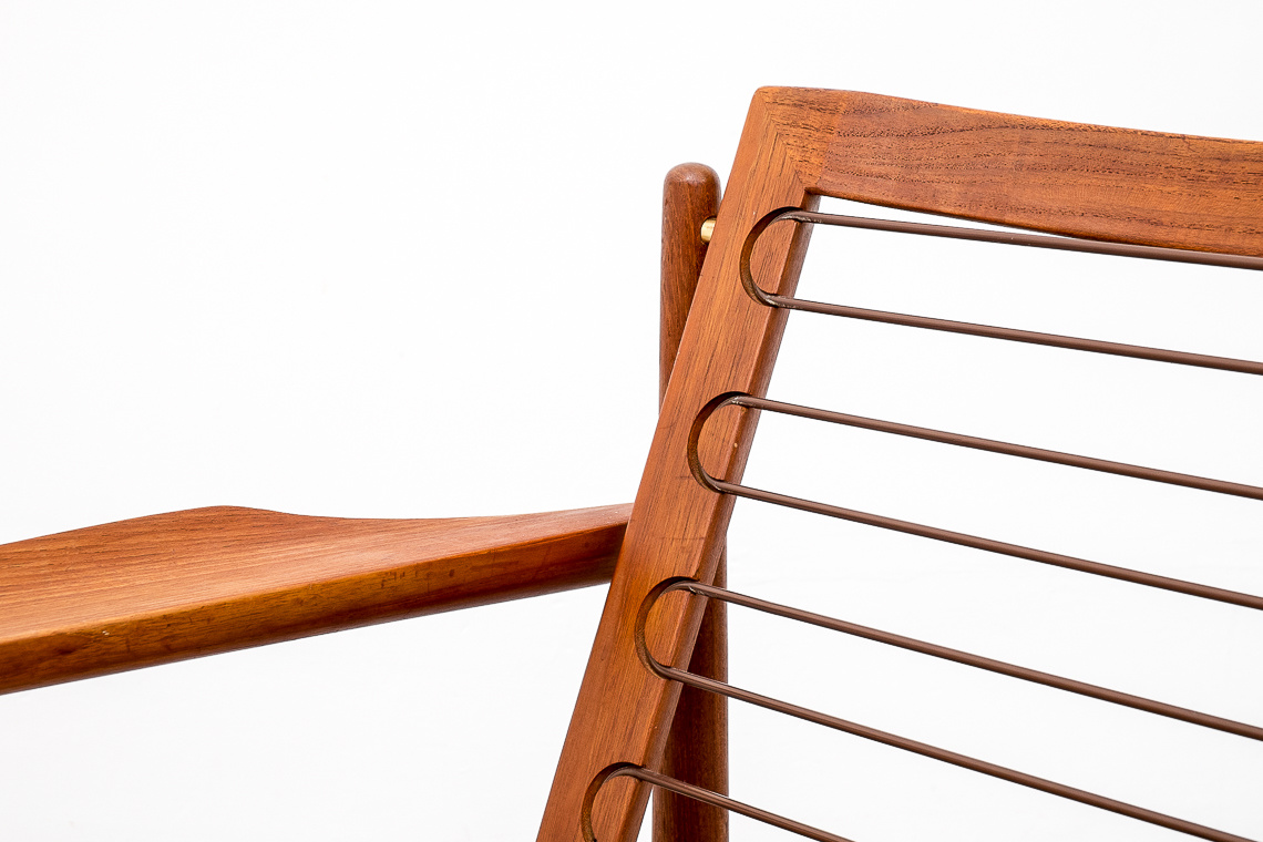 Easy Chair by Arne Vodder for Gløstrup