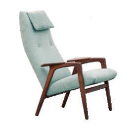 Yngve Ekstrom Ruster chair for Pastoe