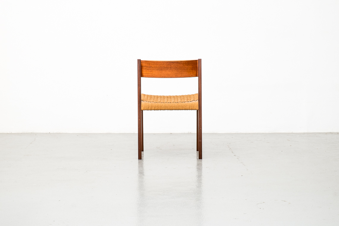 Pia Chair by Poul Cadovius for Cado