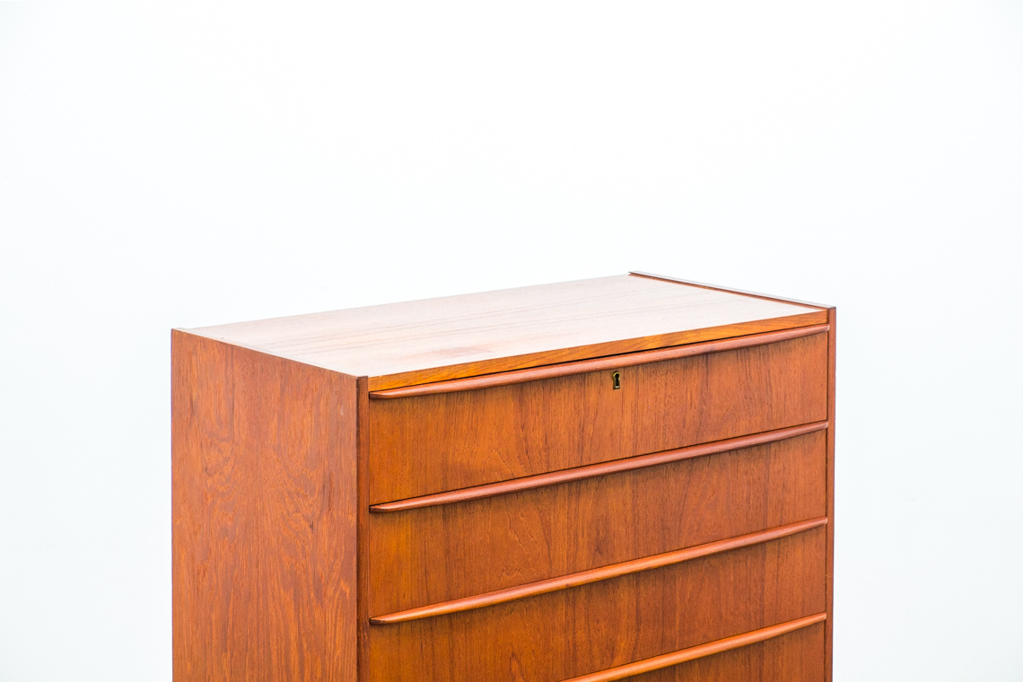 60's danish drawer by EDMUND JØRGENSEN