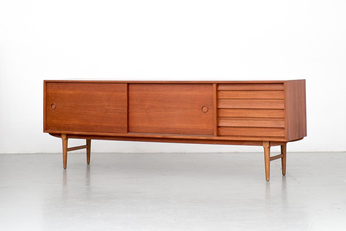 Mid-Century Danish Teak Sideboard, 1960s
