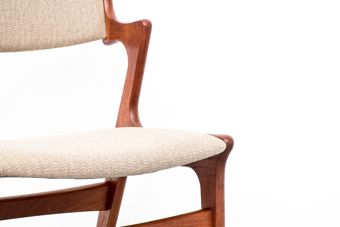 Set of 6 Dining Chairs from Nova Made in Denmark