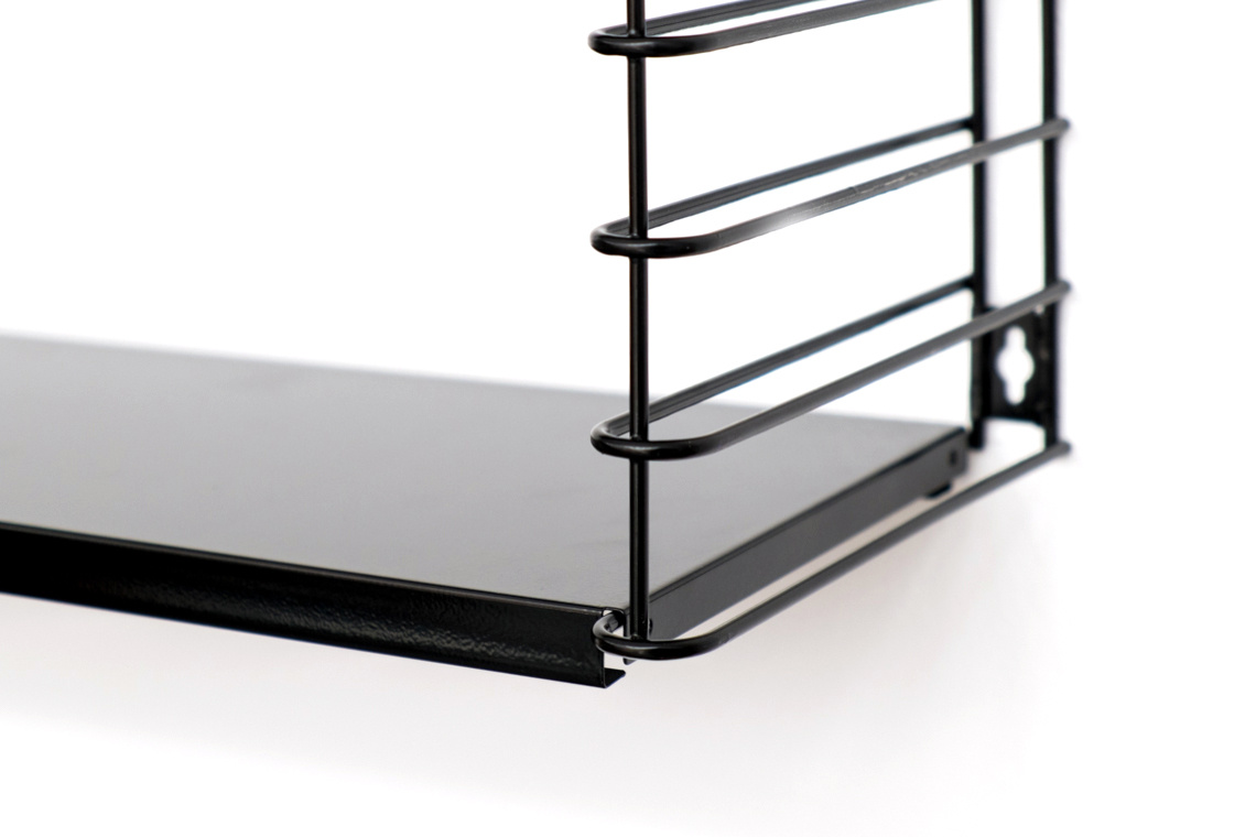 TOMADO Bookshelf in Black