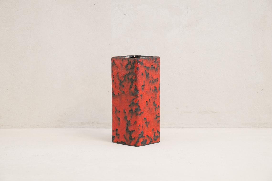 FOHR Fat Lava Keramik Vase