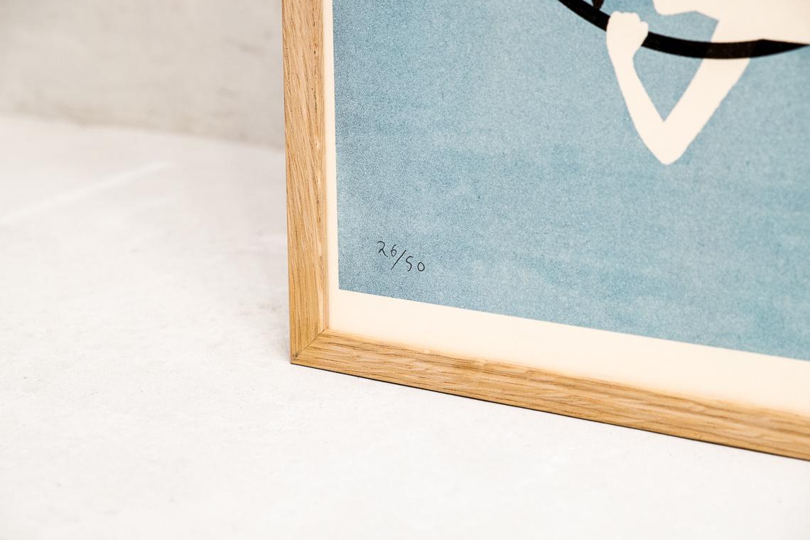 Risography Acrobat Hoop by El Marquès