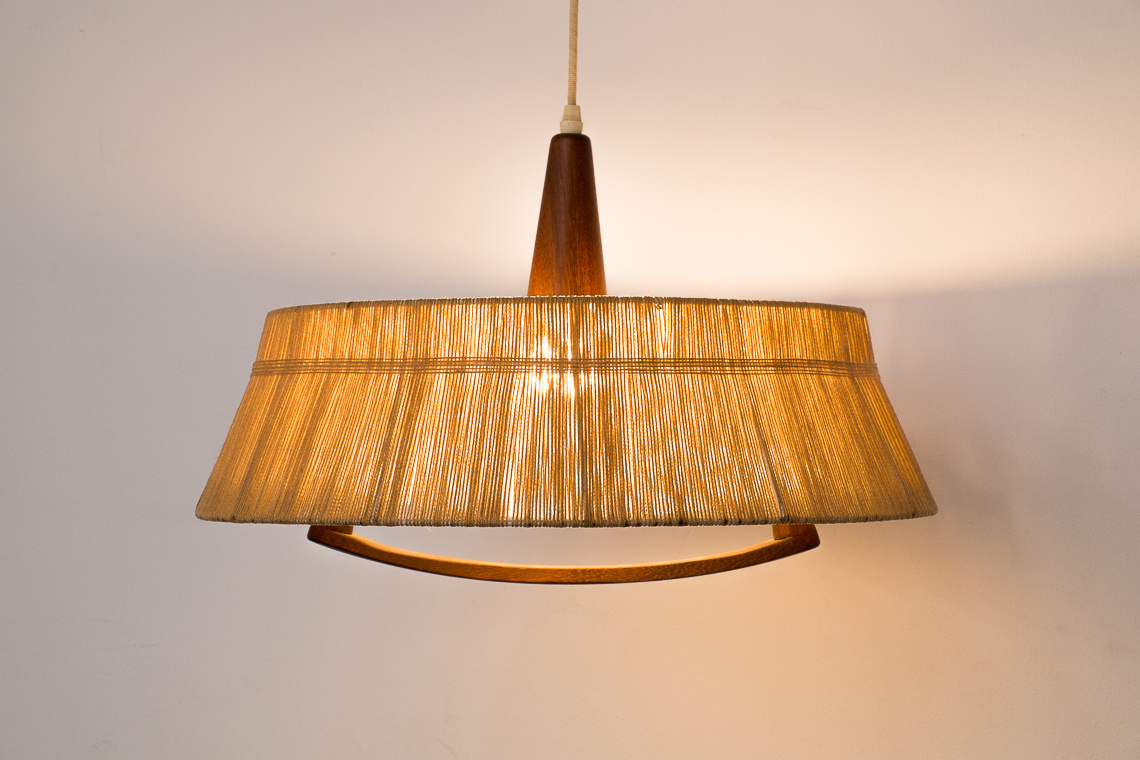 Swiss PENDANT LIGHT BY TEMDE AG