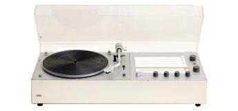Dieter Rams Audio 300 Hi-fi system for Braun