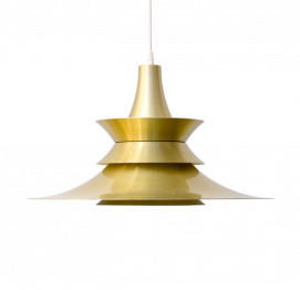 Pendant lamp by Bent Nordsted for Lyskaer Belysning