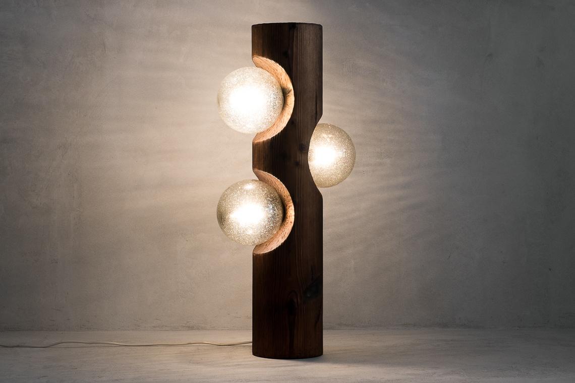 TIKI LAMP OF TEMDE Leuchten