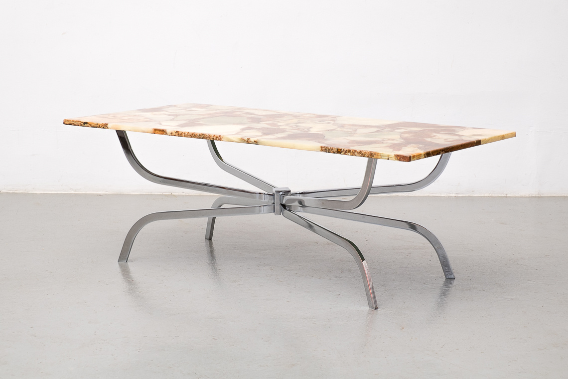 Natural Stone Mosaic Coffee Table from APN W. GERMANY