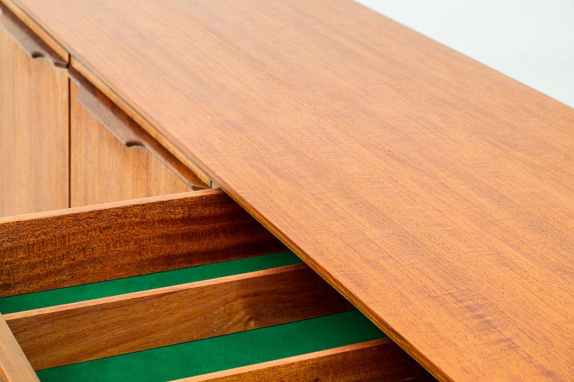 Teak Sideboard by Morris of Glasgow