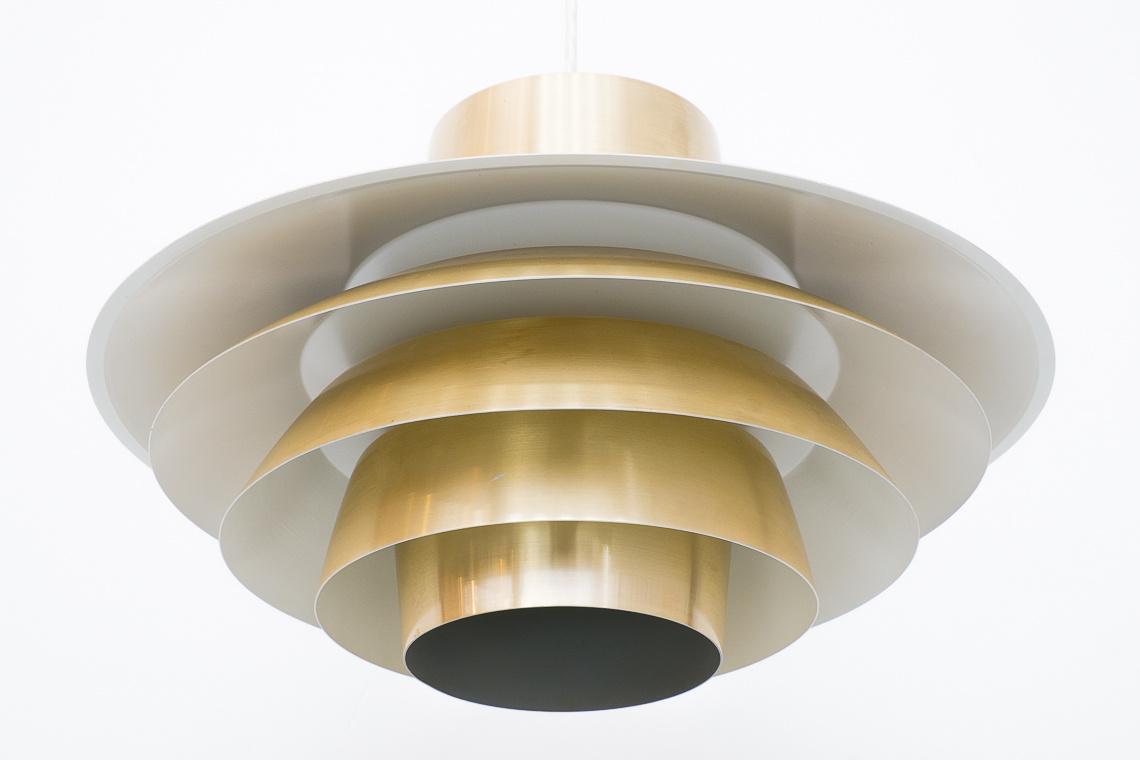 Verona Pendant Light by Svend Middelboe for Nordisk Solar