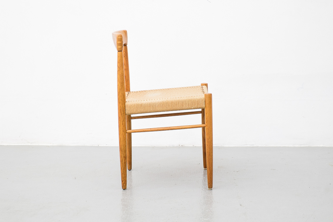 Dining Chair by H.W. Klein for Bramin