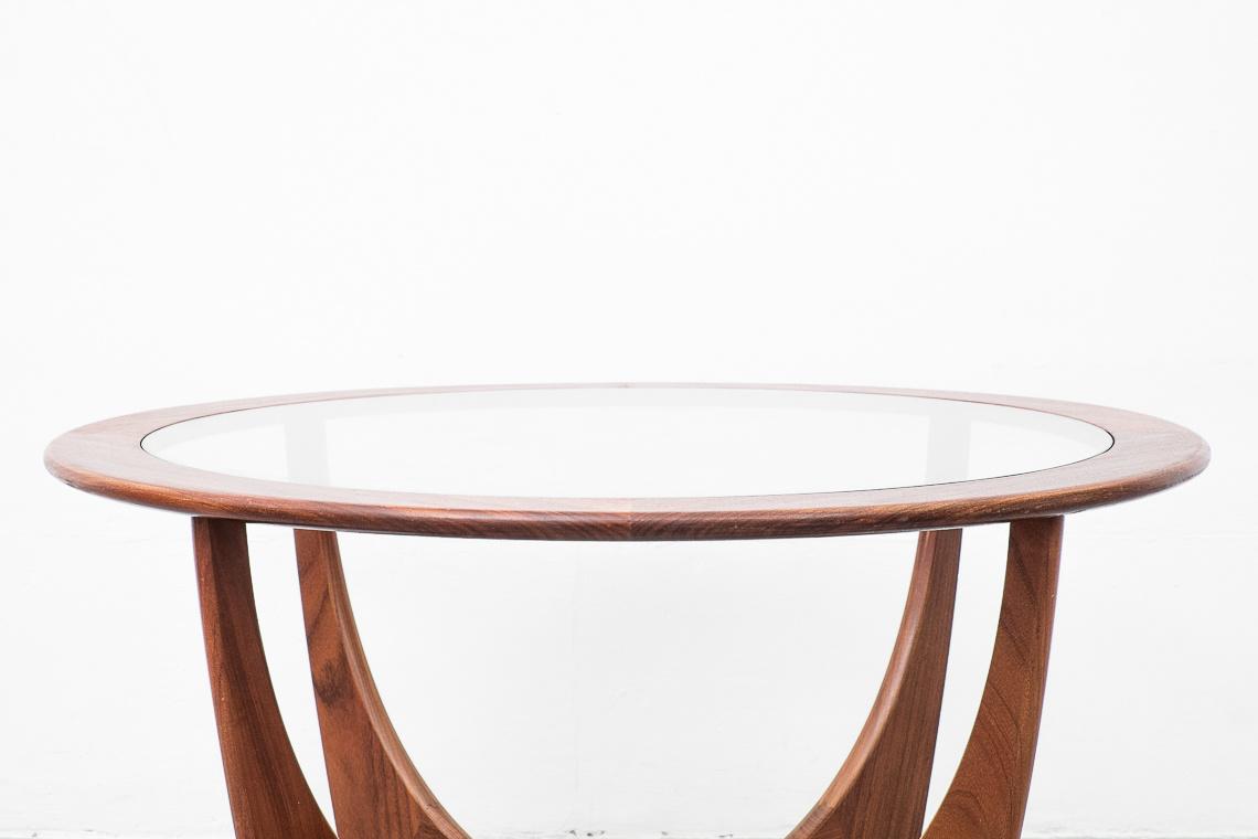 Mid-Century Modern Teak Astro Coffee Table from G-Plan