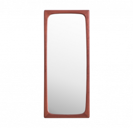 Teak Mirror from Zier Form