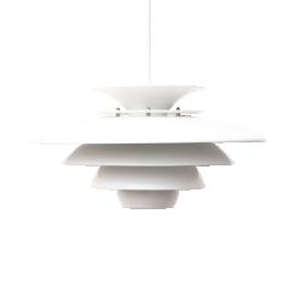 danish hanging lamp by Top-Lamper
