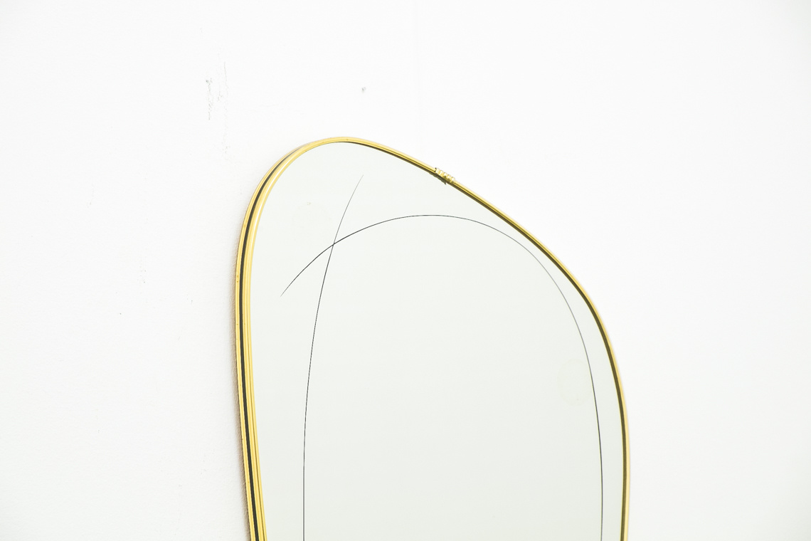 50's mirror