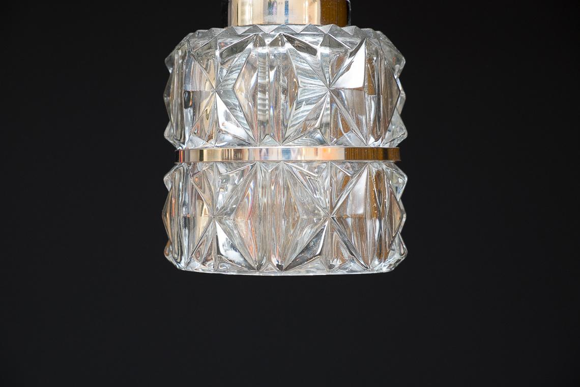 hanging lamp by BESIGHEIMER LEUCHTEN W. GERMANY