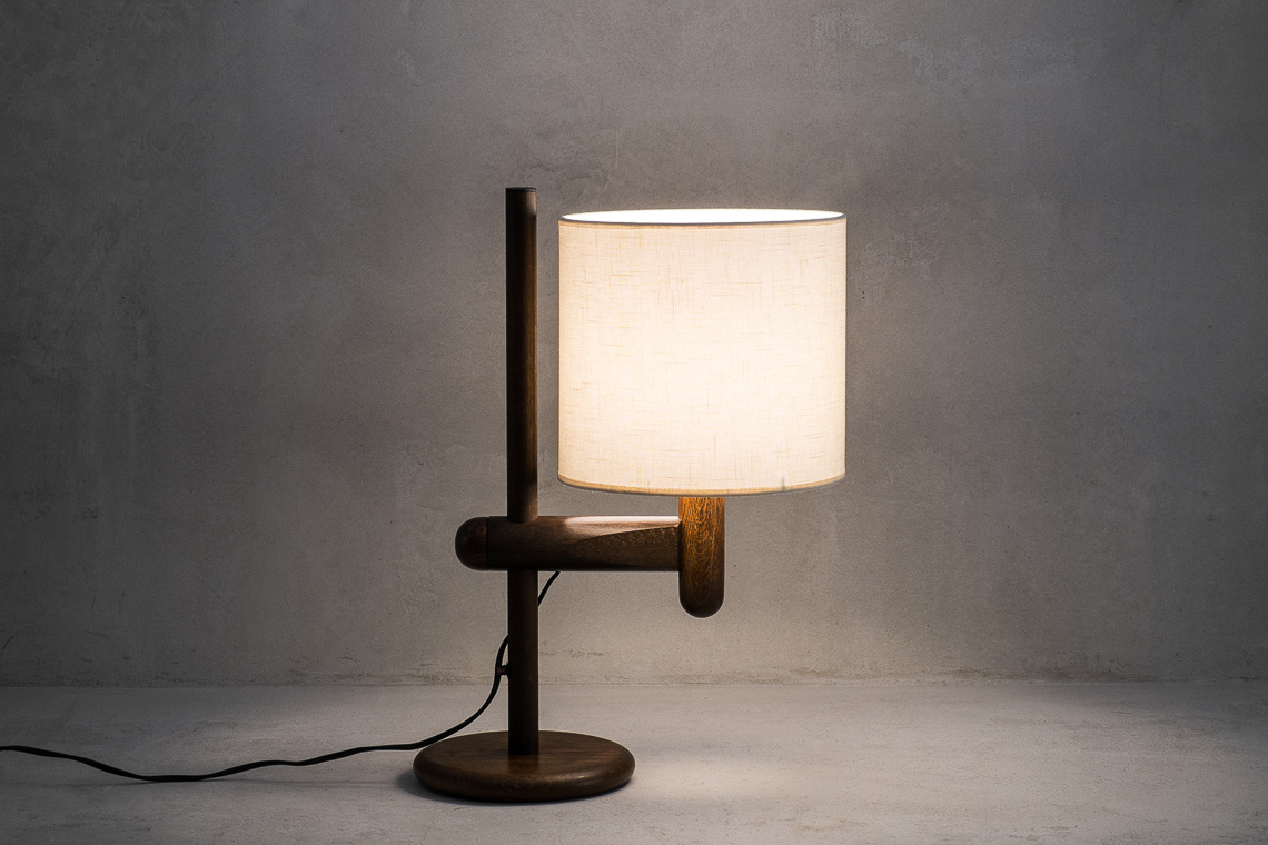 TABLE LAMP FROM TEMDE LEUCHTEN  swiss germany