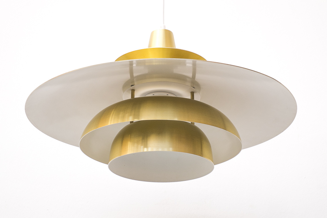 GOLD pendant lamp Roma of Junge Denmark