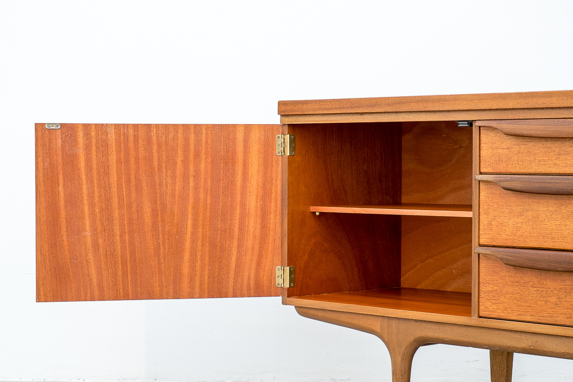Large Mid Century Teak Greaves & Thomas Sideboard