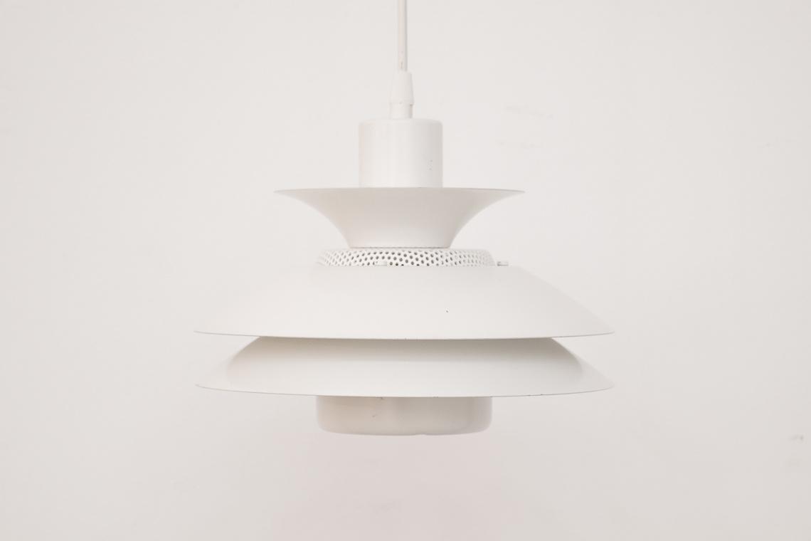 Model 4024-P Ceiling Lamp from Jeka Metaltry