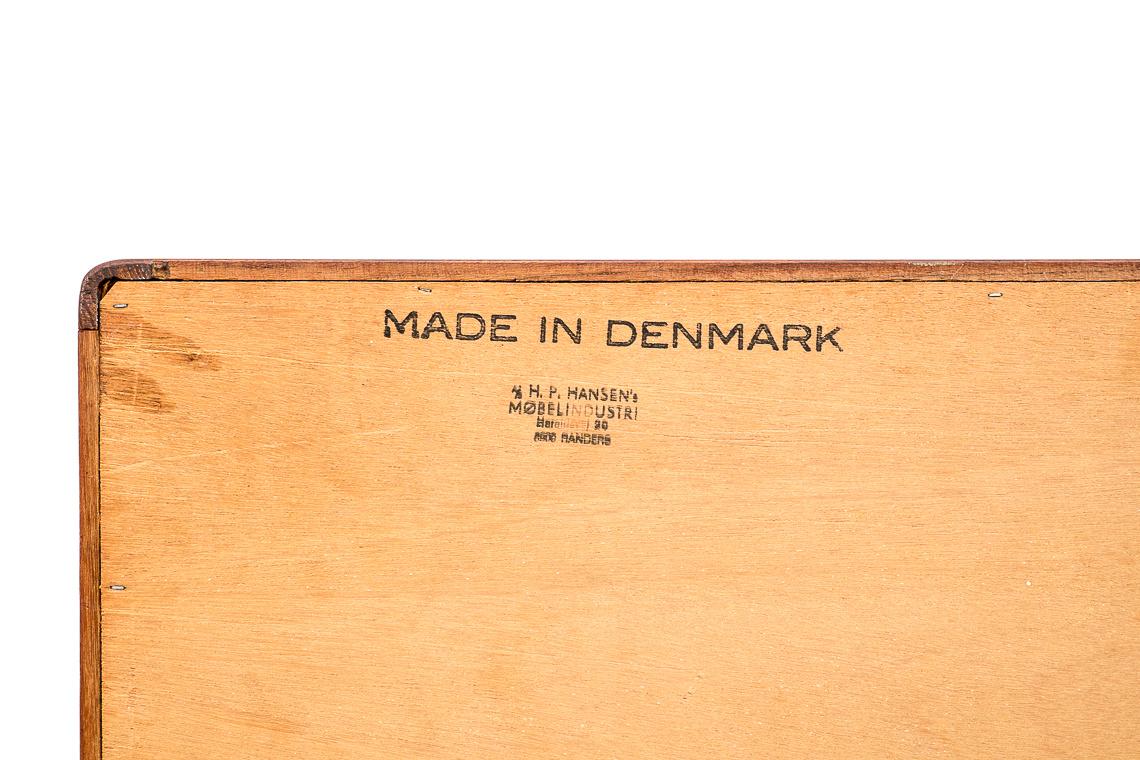 Teak Sideboard from H.P. Hansen made in DEnmark