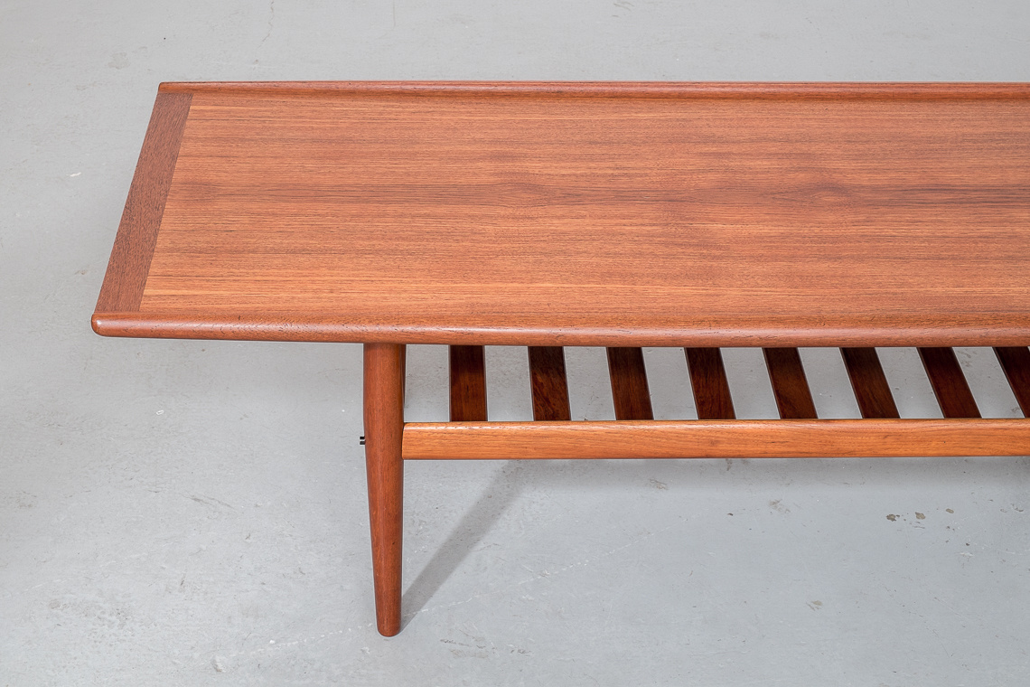 Coffee Table by Grete Jalk for Glostrup, 1960s