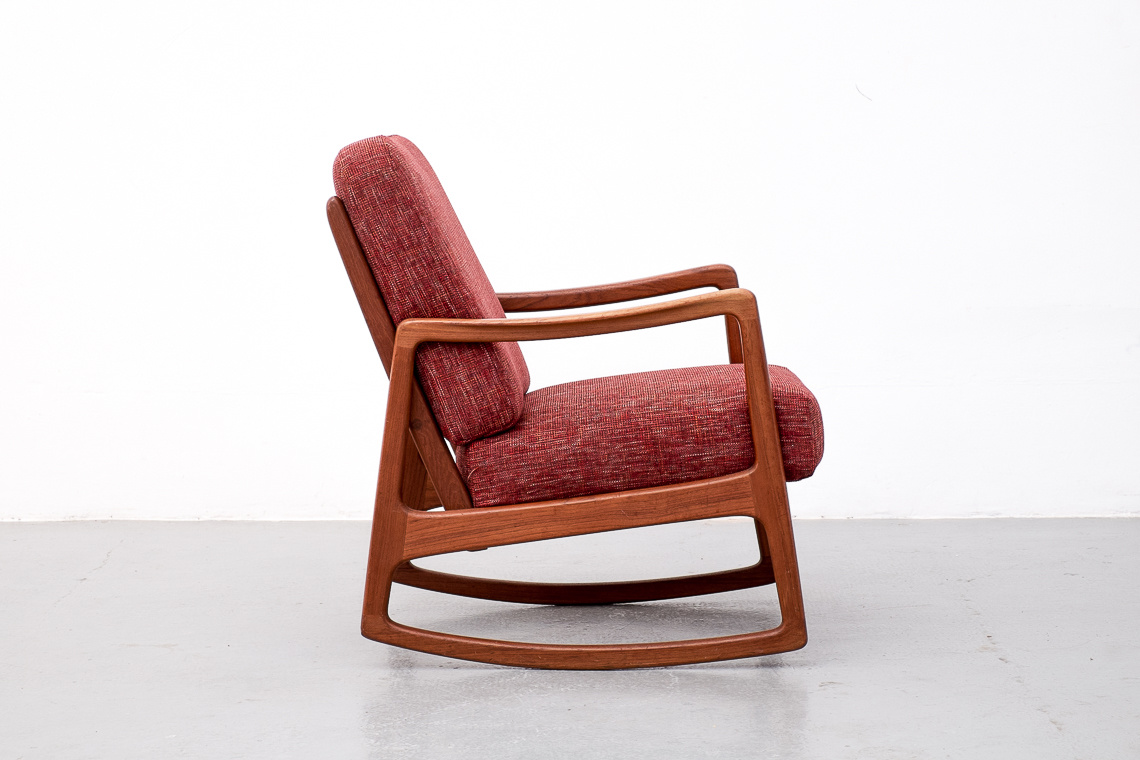 Senator Rocking Chair by Ole Wanscher