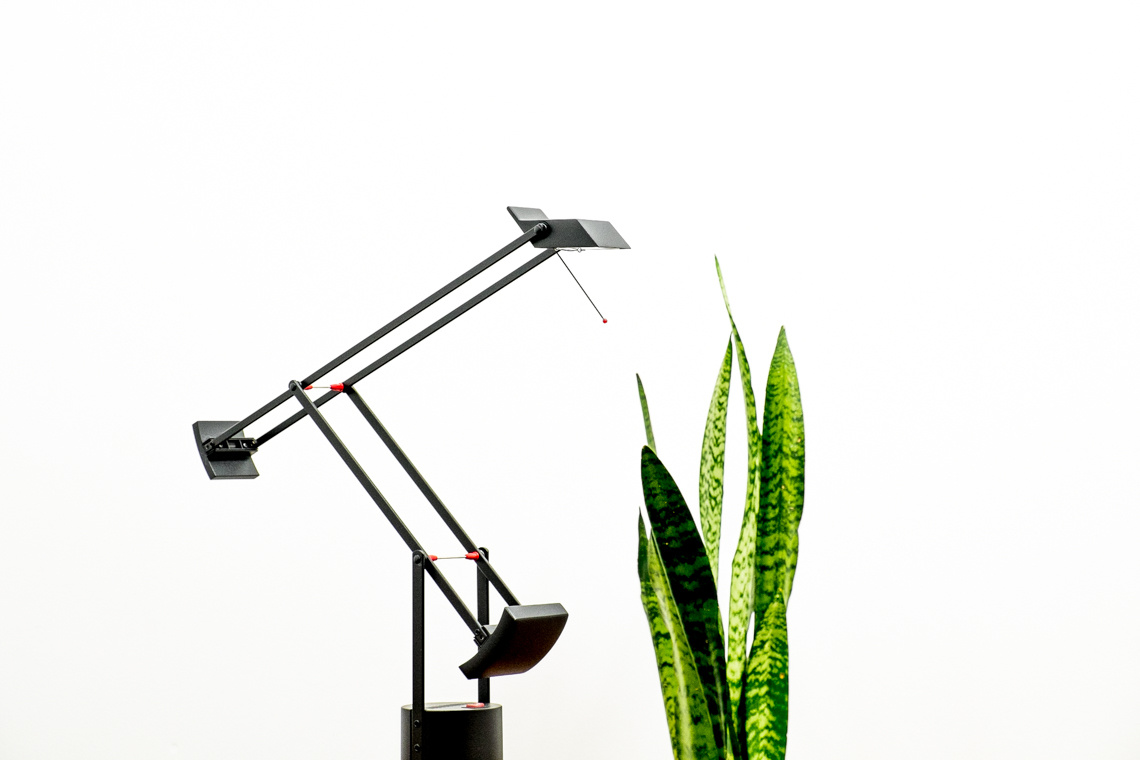 Artemide Tizio Micro Table Lamp by Richard Sapper