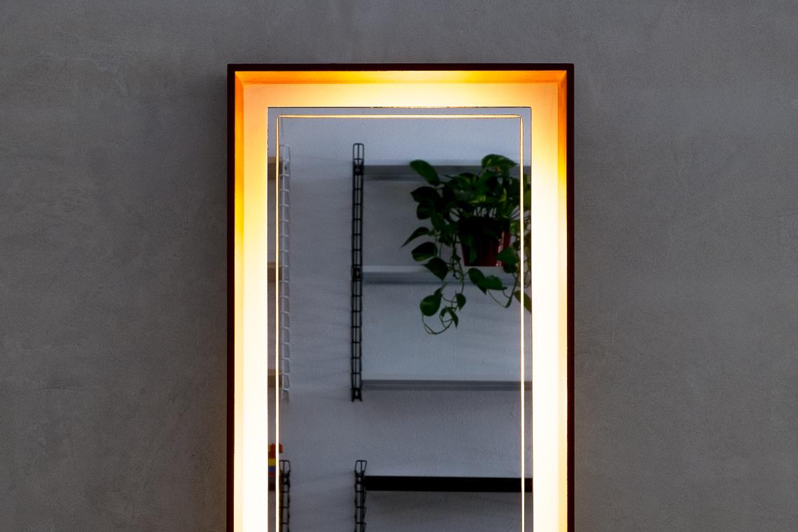 Göteborg Backlit Mirror from Hillebrand