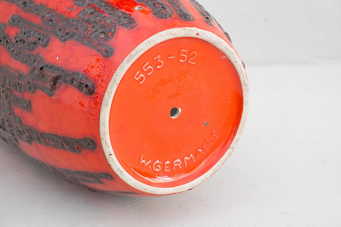 Fat Lava XL Vase from Scheurich