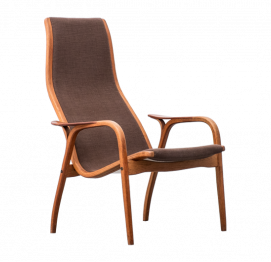 Mid-Century Lamino Lounge Chair by Yngve Ekström for Swedese