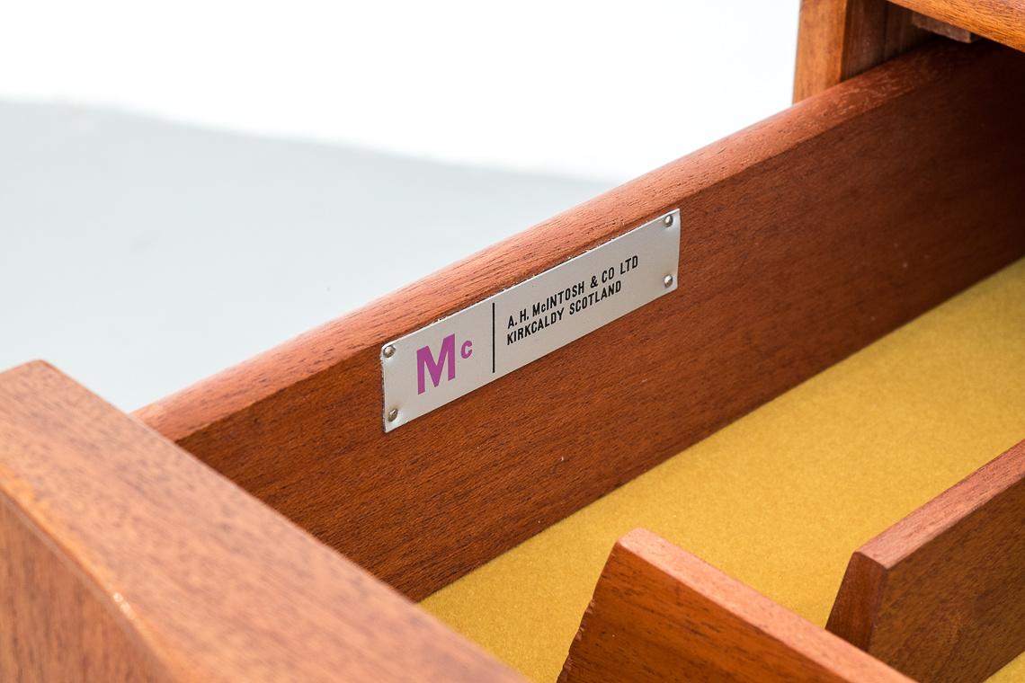 Teak Sideboard Moy by A.h. Mcintosh Scotland
