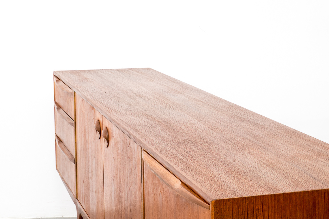 TEAK SIDEBOARD BY TOM ROBERTSON FOR MCINTOSH