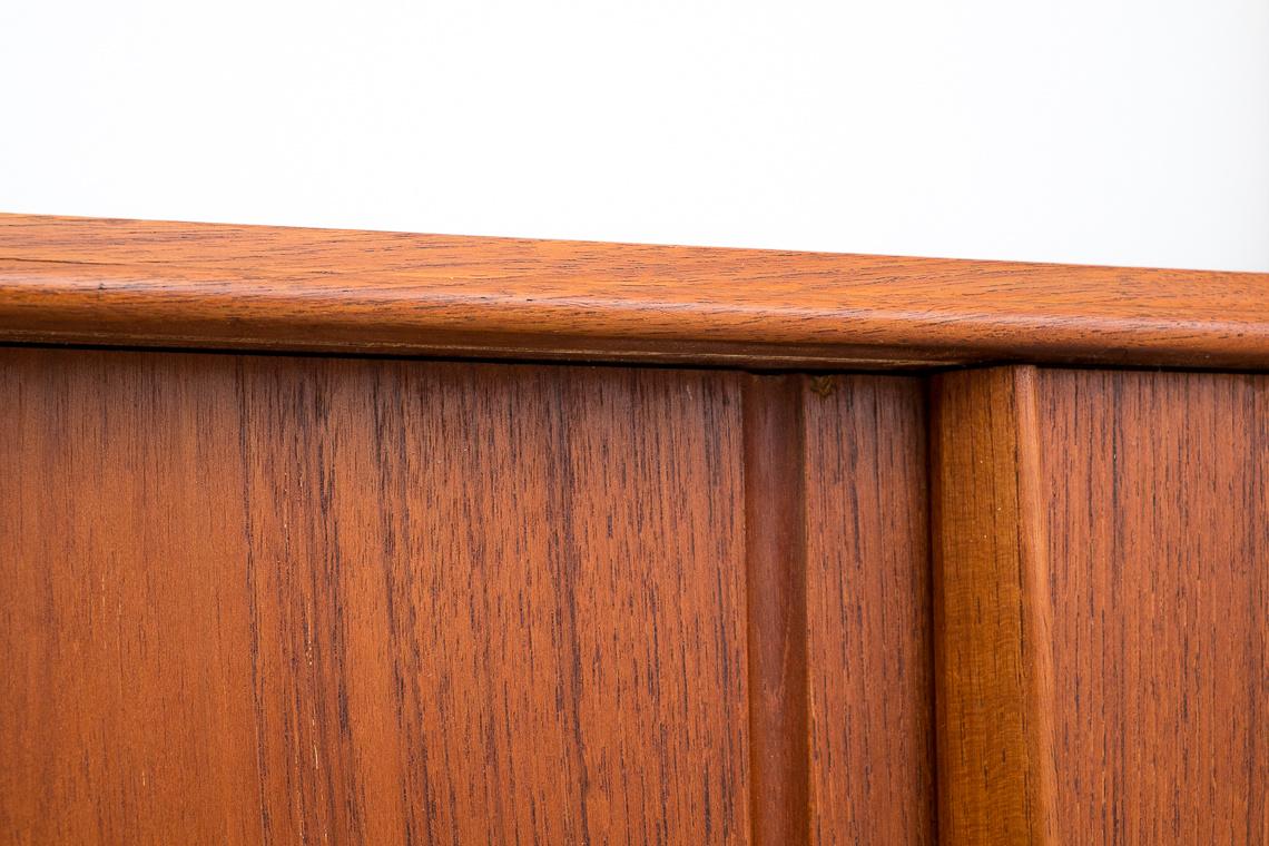 Danish sideboard in teak