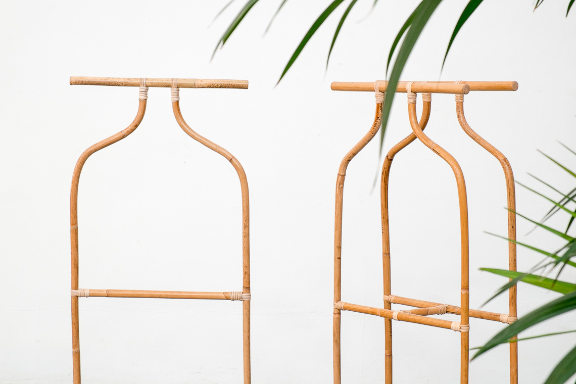 Stummer Diener Clothes Stand by Miquel Milà for Trenat