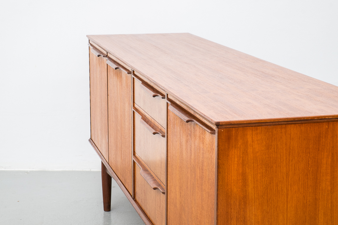 Teak Sideboard by Morris of Glasgow