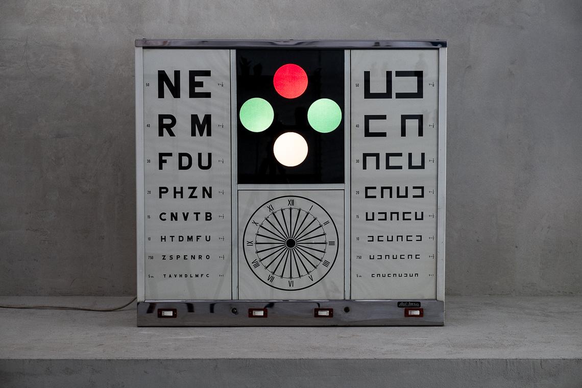 Eye Test Chart by AGI IMSA