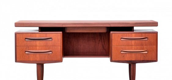 Mid-Century Desk by V.B Wilkins for G-Plan