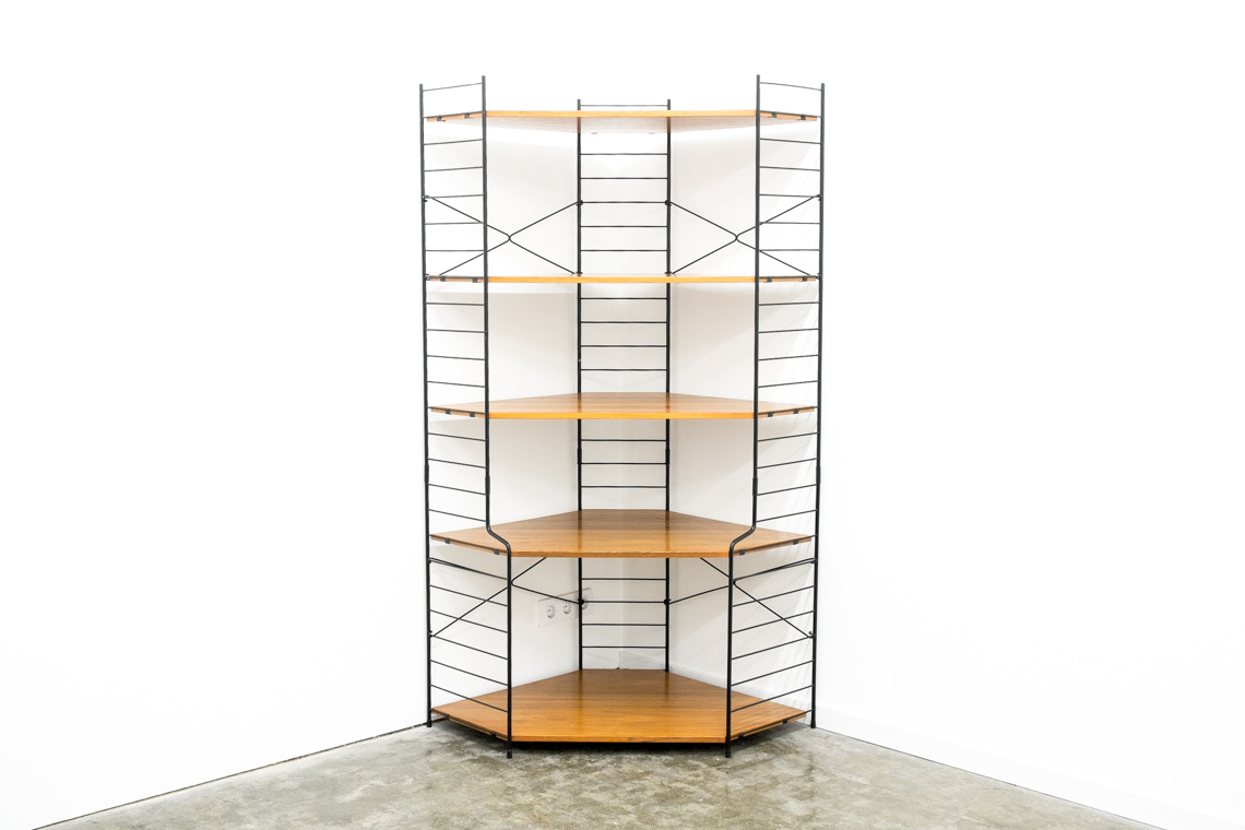 String Shelving system