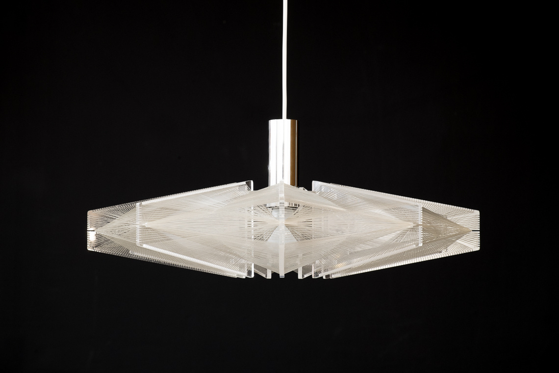 HANGING LAMP BY PAUL SECON FOR SOMPEX