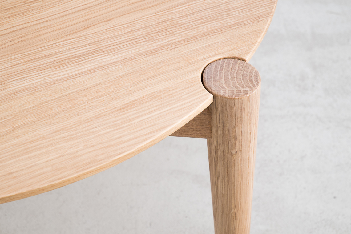 Coffee Table Søs by Stine Weigelt for FDB Møbler