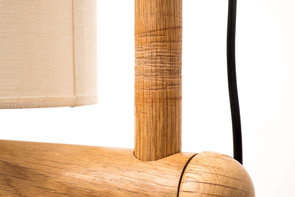 Floor Lamp model 186 by Temde Switzerland